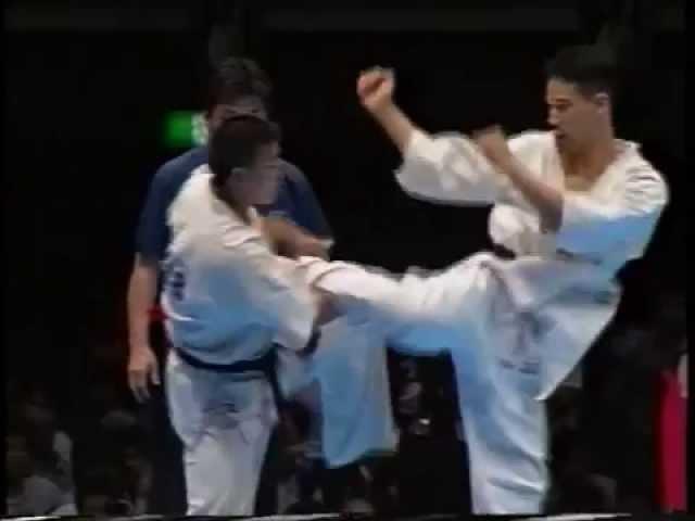 Shinkyokushin Tadashi Ishihara KO Fights
