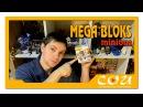 Mega Bloks (Construx) Minions | Мини-набор Игра в снежки | Snowball Fight