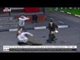 Подробности нападения на пост ДПС с применением топора и пистолета Нападавшие уничтожены