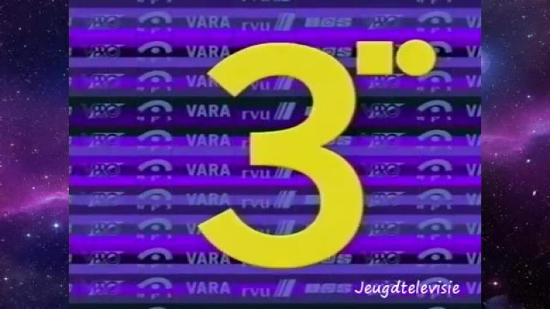Концовка новостей и конец эфира (Nederland 3 [Нидерланды], 18.07.2003)