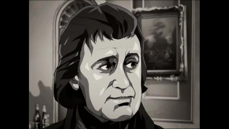 Doctor Who Classic 1x08/4 [animation] Доктор Кто Классический, русская озвучка 1 сезон 8 серия часть 4