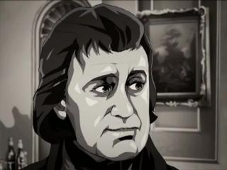 Doctor Who Classic 1x08/5 [animation] Доктор Кто Классический, русская озвучка 1 сезон 8 серия часть 4