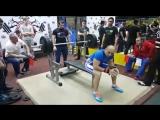 Сборная КБР по Пауэрлифтингу на Чемпионате Юга России 2017г
