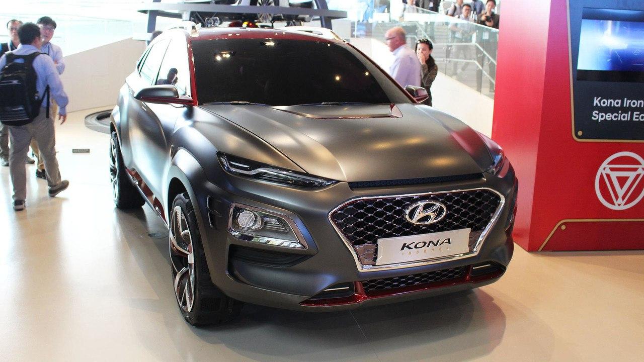 Оригинальные диски для Hyundai Kona-Хёндай, новинки, кроссовер, Hyundai Kona, Hyundai, 2017-Оригинальные диски для Hyundai Kona-novinki-фото-2017