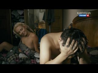 Утром в постели - Оксана Скакун голая в сериале Любовь без лишних слов (2013) - 2 серия (1080i)
