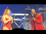 Mariah Carey  R. Kelly  The Christmas Song  Live at The Beacon Theatre 12 8 16