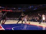 NBA 201617 | Chicago Bulls @ Philadelphia 76ers | 25.11.2016