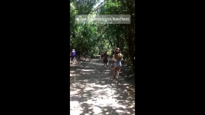Девичник Сары Годшоу в Тулуме, Мексика 3