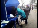 Опозиційний блок прожовжує збирати підписи проти зростання тарифів та цін у Світловодську на Кіровоградщині