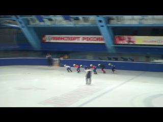 Д. Ср. 1500м полуфинал 1