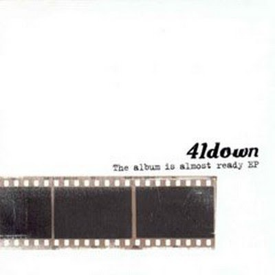 41 Down - The Álbum Is Almost Ready-cover
