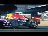 Болид Формула 1 vs истребителя F 18