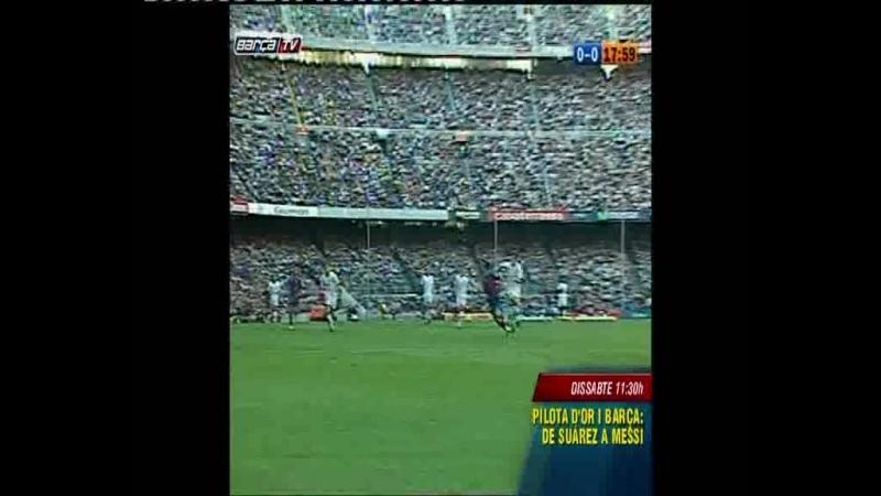 ЧИ 2004 05 34 тур Барселона Альбасете 2 0
