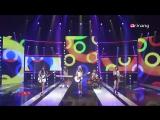 130820 AOA Black - MOYA @ Arirang TV Simply K-Pop