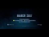 ENG - Тизер-трейлер- «Могучие рейнджеры - Power Rangers» 2017