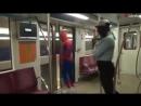 человек паук пародия на псая (240p)