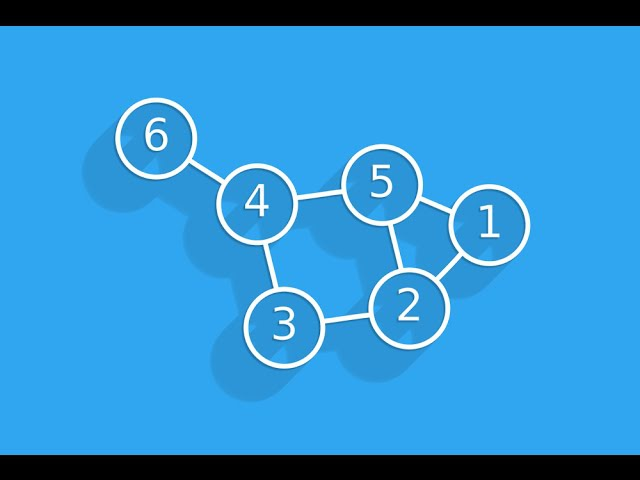 Теория сетей: 3. Основы теории графов