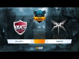 WG.Unity vs Mineski, Game 1, Dota Summit 7 SEA Qualifier