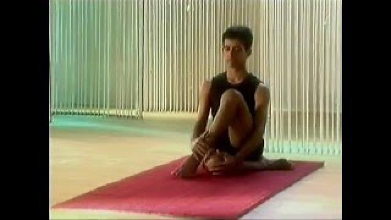 Йога-терапия. Снятие стресса