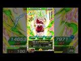 Dokkan Battle UR Super PHY Kale (Wild) 100 Pot + Crit + Passive + 6 links + 10SA