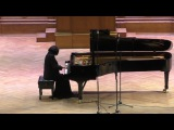 Шуман Арабеска, соч. 18, исп. Элисо Вирсаладзе (фортепиано)