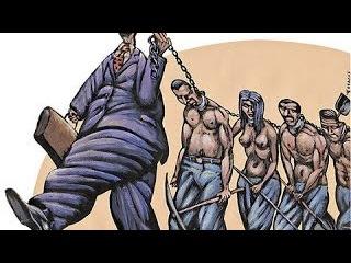 В Путинской России узаконят рабство