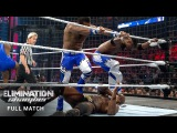 WWE Tag Team Title Elimination Chamber Match (2015)