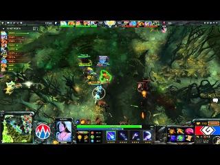 Meracle the Miraculous Naga Siren vs DK (G-League)