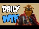 Dota 2 Daily WTF - The Fissure man