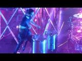 Tom on drums!! Tokio Hotel - Dream Machine Tour London HD
