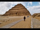 Пирамида Джосера Египет Pyramid of Djoser Egypt 4k Ultra HD