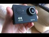 Водонепроницаемая pro камера EKEN H9/H9R Ultra HD 4 К WiFi 1080 P 60fps