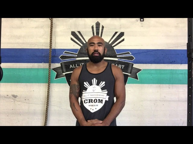 How to Perform an Overhead Kettlebell Swing for Muay Thai Combat Sports