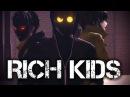 【MMD CreepyPasta】Rich Kids【Slender Proxy】