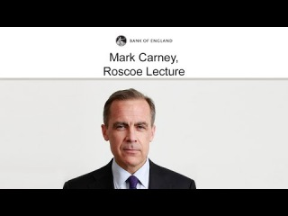 Roscoe Lecture: The Spectre of Monetarism by Mark Carney