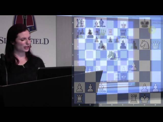 Harry Nelson Pillsbury and Chess Problems - WGM Jennifer Shahade - 2013.10.31