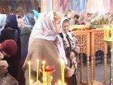 Благовещение Пресвятой Богородицы, Икона Спасителя с частицей тернового венца ...