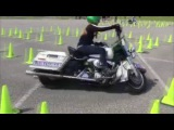 Девушка за рулем Харлея Harley Davidson Woman Rider