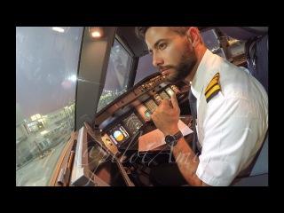 My Life As an Airline pilot @PilotAmireh или как завести эту махину