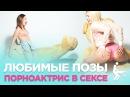 Любимые позы порнозвезд в сексе / feat Teddy Bear