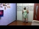 Смартбед-120 шкаф-кровать невидимка в купе