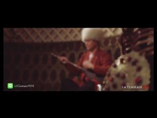 TURKMEN KLIP 2017 Eldar Ahmedow ft Guwanch Hojagulyyew - Jananym(Official Clip)