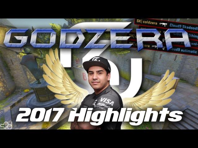 COLDZERA THE BRAZILIAN BEAST! (2017 HIGHLIGHTS) - CS:GO