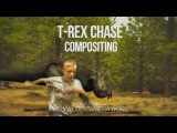 T-Rex Chase compositing (Hollywood Camera Work)