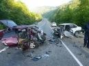 Жестокие смертельные ДТП 17 Страшные аварии Жуть на дороге Дураки и дороги 2017