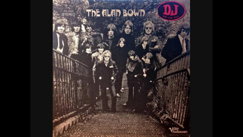THE ALAN BOWN - All Along The Watchtower@1968