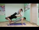 тренировка в стиле последних Джедаев P.s. Да прибудет с вами сила и сбалансированное питани