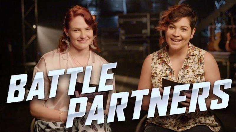 Battle Partners: Team Seal (The Voice Australia 2017)