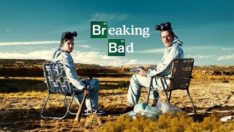 Breaking Bad | Во все тяжкие - 2.07 Negro y Azul | Чёрный и голубой (LostFilm)