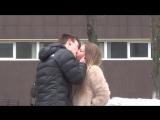 Как Поцеловать Незнакомую Девушку на Улице